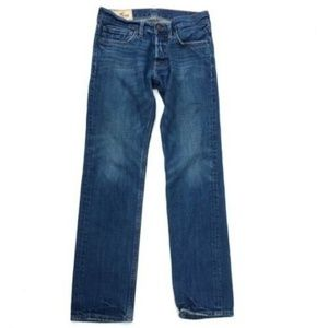 Hollister Palm Canyon Low Rise Skinny Jeans 28x30